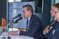 UTRECHT -  NGF directeur Jeroen Stevens,    Algemene Ledenvergadering van de Nederlandse Golf Federatie NGF.   COPYRIGHT KOEN SUYK