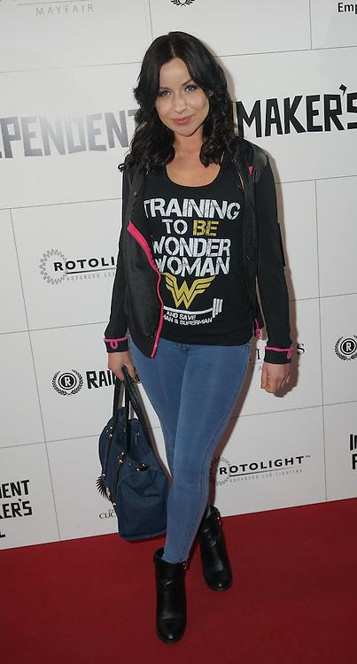 London,England,UK : Pola Pospieszalska attend the Raindance Filmmakers Ball by London Flair Pr at Cafe De Paris  in London. Photo by See Li