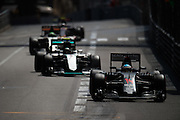 May 25-29, 2016: Monaco Grand Prix. Fernando Alonso (SPA), McLaren Honda