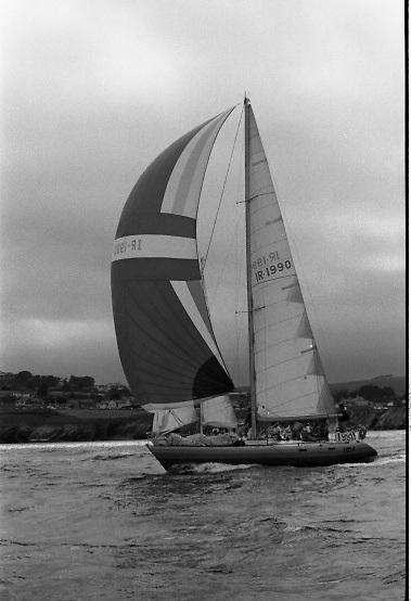 Round Ireland Yacht Race..Sponsored by Cork Dry