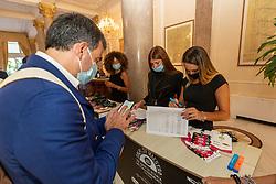 CALCIOMERCATO 2020 RIMINI<br /> RIMINI 01-09-2020<br /> FOTO FILIPPO RUBIN / MASTER GROUP SPORT