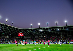 Stadium Stozice during football match between National Teams of Slovenia and Scotland of Fifa 2018 World Cup European qualifiers, on October 8, 2017 in SRC Stozice, Ljubljana, Slovenia. Photo by Vid Ponikvar / Sportida