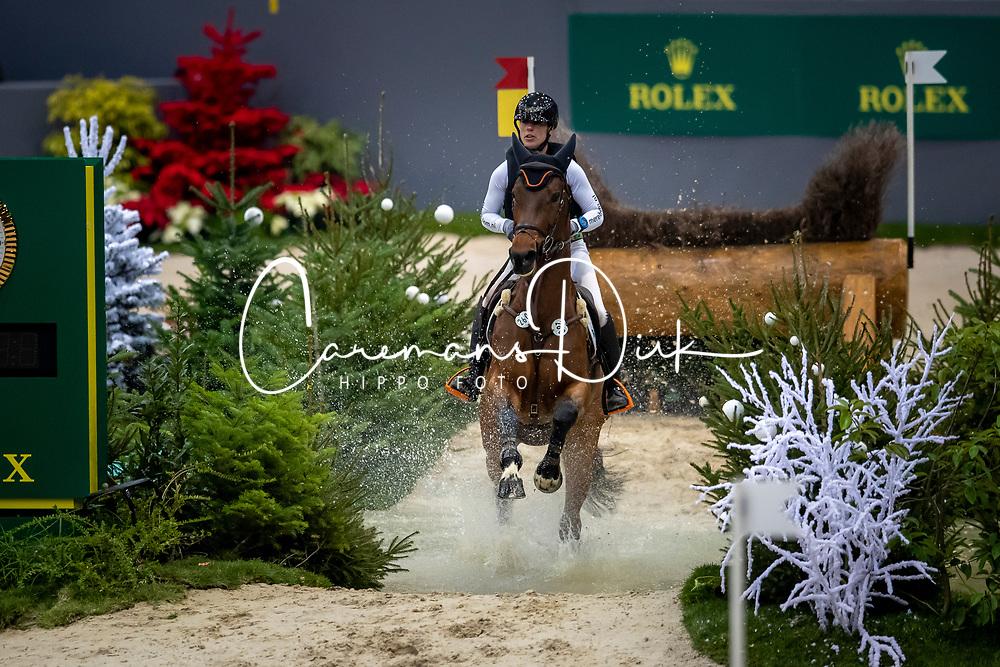 Blom Merel, NED, Lykkegaard's La Maria<br /> CHI Genève 2019<br /> © Hippo Foto - Dirk Caremans<br />  13/12/2019