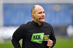 Referee Scott Duncan