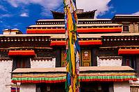Samye Monastery, Chatang, Lhoka (Shannan) Prefecture, Tibet (Xizang), China