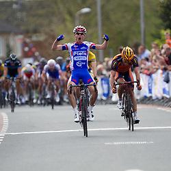 61e Ronde van Overijssel Tom Vermeer wins the 61th ronde van Overijssel. 2nd Martin Mortensen and 3th Christophe Pfingsten