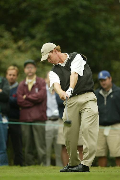 Briny Baird.2003 Tour Championship.Third Round.Champions Golf Club.Houston, TX.November 8, 2003..photograph by Darren Carroll