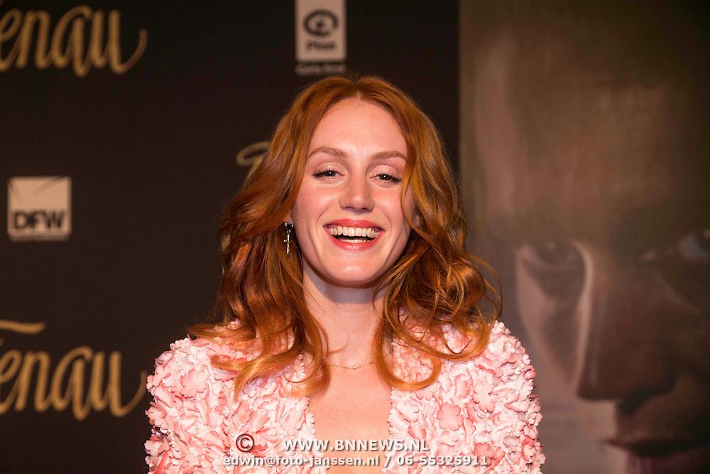 NLD/Haarlem/20140324 - Filmpremiere Kenau, Actrice Eva Bartels