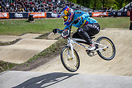 #100 (PAJON Mariana) COL at Round 4 of the 2019 UCI BMX Supercross World Cup in Papendal, The Netherlands