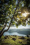 View of McClaren Fjord, Tufi, Cape Nelson, Oro Province, Papua New Guinea