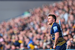 Duncan Weir of Worcester Warriors - Mandatory by-line: Craig Thomas/JMP - 13/04/2019 - RUGBY - Sixways Stadium - Worcester, England - Worcester Warriors v Sale Sharks - Gallagher Premiership Rugby