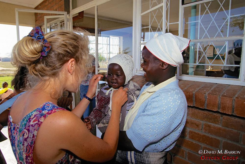 Kimberly Shavender Checking Child