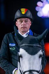 Philippaerts Ludo (BEL) - Cavalor's Winningmood<br /> CSI-W Mechelen 2008<br /> Photo © Dirk Caremans