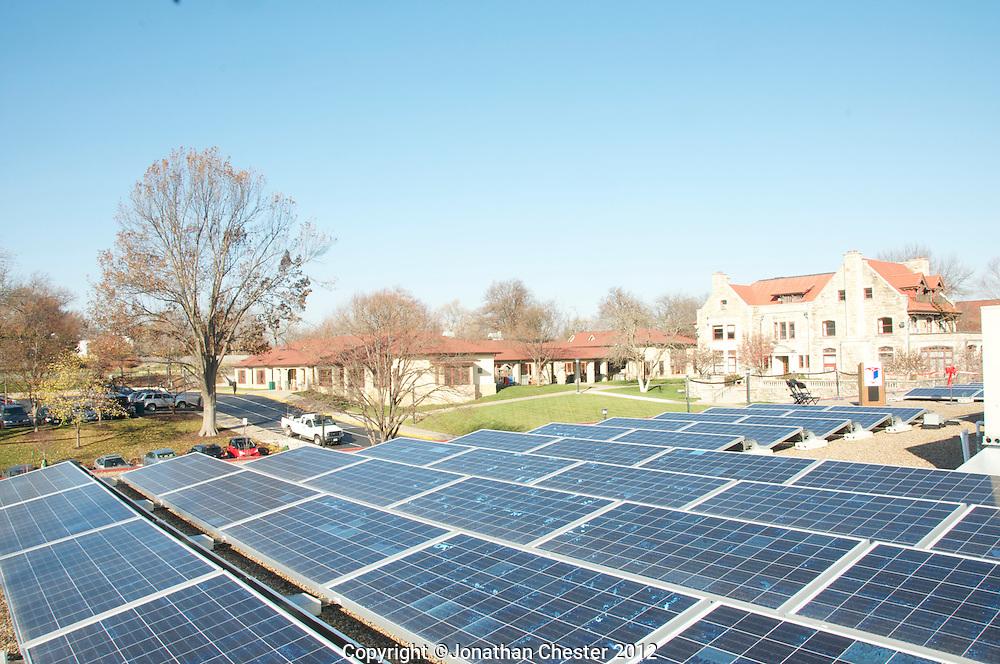 PEAC Pembroke Hill Environmental Awarenss Comittee Kansas City, 2012 Pembroke Hill  School,