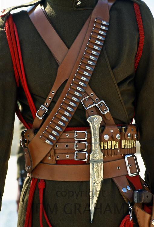 Camel Corps soldier, Amman, Jordan