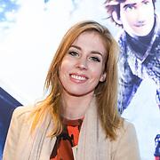 NLD/Amsterdam/20190112 - Premiere Hoe Tem je een Draak 3, Elske de Wall