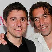 NLD/Loosdrecht/20110502 - Presentatie Fabulous Football Magazine, Darije Kalezic en Khalid Sinouh