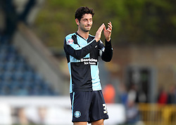 Joe Jacobson of Wycombe Wanderers - Mandatory byline: Robbie Stephenson/JMP - 07966386802 - 05/09/2015 - FOOTBALL - Adams Park Stadium -Wycombe,England - Wycombe Wanderers v Hartlepool United - Sky Bet League Two