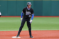 21 February 2015: Duke's Evan Dougherty. The Duke University Blue Devils hosted the University of Hartford Hawks in an NCAA Division I Men's baseball game at Jack Coombs Field in Durham, North Carolina. Duke won the game 5-1.
