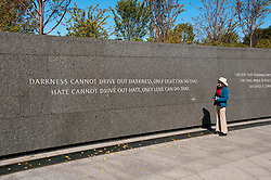 Martin Luther King Jr Memorial, Washington, DC, dc124599