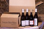 Cuvees Lais, Mon p'tit Pithon, La D18. Domaine Olivier Pithon, Calces, Roussillon, France