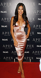 May 26, 2018 - Las Vegas, Nevada, United States of America - Natalie Casalone attends the Grand Opening of APEX Social Club as part of Palms Casino Resort $620million  renovation on May 25, 2018  in Las Vegas, Nevada. (Credit Image: © Marcel Thomas via ZUMA Wire)