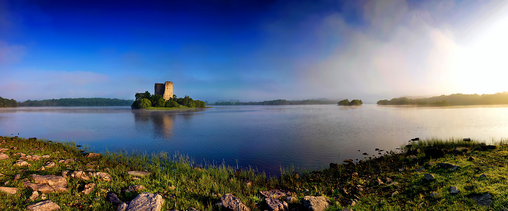 Photographer: Chris Hill, Cloughoughter Castle,  County Cavan
