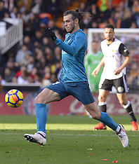 Valencia v Real Madrid - 27 January 2018