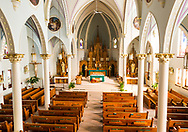 SS Peter & Paul Church, Dimock, South Dakota. Photo taken October 3, 2017.