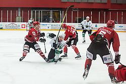 SIROVIK Nik during Alps League Ice Hockey match between HDD SIJ Jesenice and HK SZ Olimpija on March 2, 2020 in Ice Arena Podmezakla, Jesenice, Slovenia. Photo by Peter Podobnik / Sportida