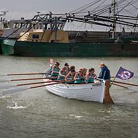 Zaterdag 9 april 2016 stond Harlingen in het teken van de 25e Vlootdag. Dit is de traditionele opening van het zeilseizoen van de bruine vloot.