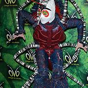 London, England, UK. 10th January 2018. Cirque du Soleil OVO - UK premiere at Royal Albert Hall.