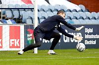 Josh Barnes. Stockport County 1 (6-7) 1 Chesterfield. Emirates FA Cup. 24.10.20