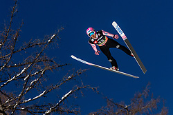Tomas Vancura (CZE) during the Trial Round of the Ski Flying Hill Individual Competition at Day 1 of FIS Ski Jumping World Cup Final 2019, on March 21, 2019 in Planica, Slovenia. Photo by Matic Ritonja / Sportida