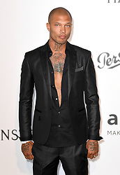 Jeremy Meeks attending the 24th amfAR Gala held at the Hotel du Cap-Eden-Roc in Antibes, France. Photo Credit should read: Doug Peters/EMPICS Entertainment
