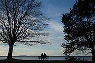 Boulevard Park, Bellingham, Washington, Saturday, November 22, 2014.