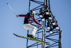 May 19, 2018 - Fornebu, NORWAY - 180519 Tiril Sjaastad-Christiansen competes in the women's big air ski finals during X Games Norway on May 19, 2018 in Oslo. .Photo: Vegard Wivestad Grøtt / BILDBYRÃ…N / kod VG / 170170 (Credit Image: © Vegard Wivestad GrØTt/Bildbyran via ZUMA Press)