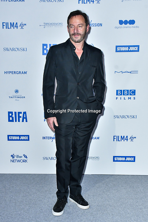 Jason Isaacs attends the 22nd British Independent Film Awards at Old Billingsgate on December 01, 2019 in London, England.