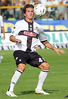 Parma 24/09/2006<br /> Campionato Italiano Serie A 2006/07<br /> Parma-Roma 0-4<br /> Maurizio Ciaramitaro Parma<br /> Foto Luca Pagliaricci Inside<br /> www.insidefoto.com