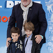 NLD/Haarlem/20120627 - Filmpremiere Ice Age 4,