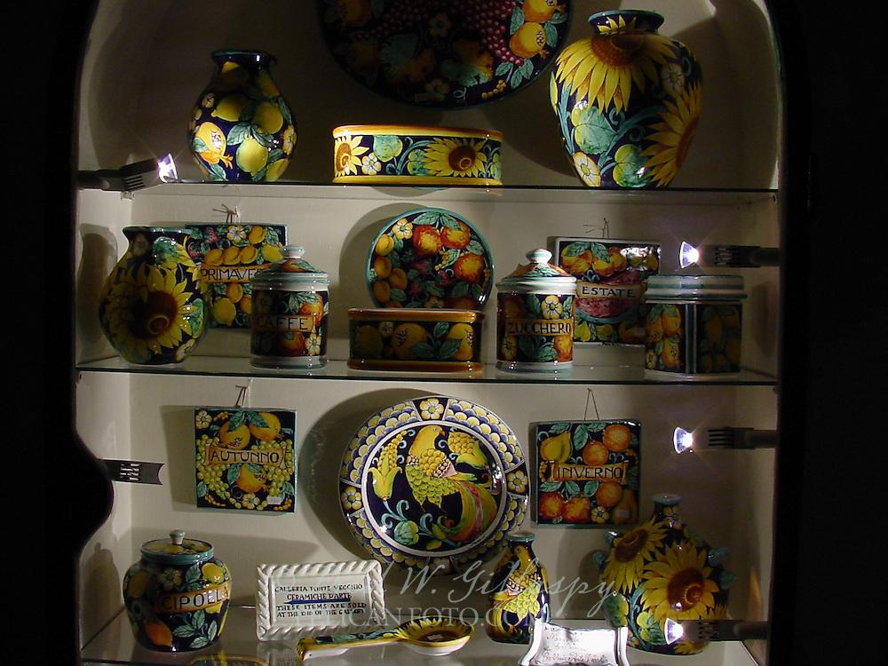Italian Ceramic Ware