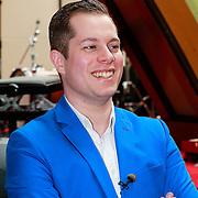 NLD/Amsterdam/20130411 - Presentatie biografie Barry Stevens, schrijver Frank Waals