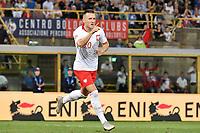 Goal celebration Piotr Zielinski Poland<br /> Bologna 07-09-2018 <br /> Football Calcio Uefa Nations League <br /> Italia - Polonia / Italy - Poland <br /> Foto Andrea Staccioli / Insidefoto