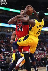 Chicago Bulls v Indiana Pacers - 02 November 2018
