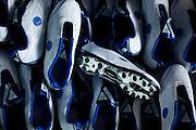 Nova Serrana_MG, Brasil...Tenis vulcanizado masculino adulto e infantil da industria de calcados da cidade de Nova Serrana, Minas Gerais...The footwear industry in Nova Serrana, Minas Gerais. In this photo, the vulcanized sneakers production..Foto: BRUNO MAGALHAES / NITRO