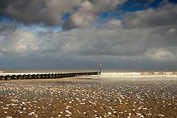 July 21, 2019 - Pier In The Sea, Yorkshire, England (Credit Image: © John Short/Design Pics via ZUMA Wire)