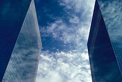 Stock photo of 9 and 11 Greenway Plaza Buildings Houston, Texas