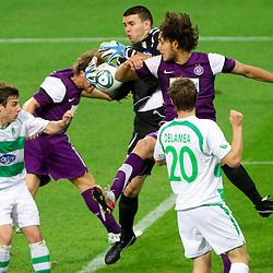 20110728: SLO, Football - Europa League Third Qualifying Round, NK Olimpija vs FK Austria Wien
