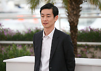 Actor, Ryo Kase at the Like Someone In Love film photocall at the 65th Cannes Film Festival France. Monday 21st May 2012 in Cannes Film Festival, France.