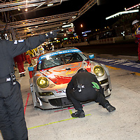 #79 Porsche 911 RSR (997), Flying Lizard Motorsports, Drivers: Neiman/Pilet/ Pumpelly, Le Mans 24H, 2012